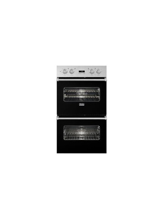 """Viking 30"""" Double Electric Wall Oven, Black 