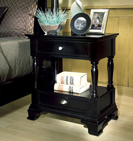 Magnussen Hastings Open Nightstand traditional-nightstands-and-bedside-tables