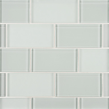 Lucian Glass Tile - Ann Sacks Tile & Stone contemporary tile