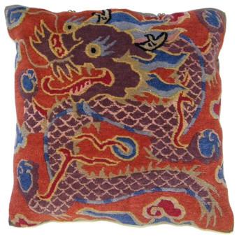Textile Museum Shop Pillow- Tibet asian-decorative-pillows