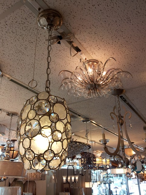 New Crystorama - modern - ceiling lighting - grand rapids - by ...
