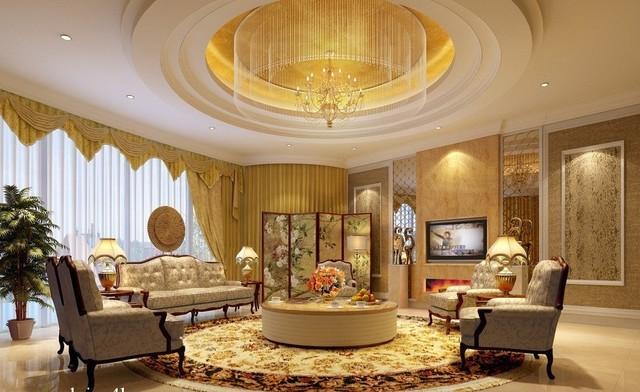 Dome Ceiling Ideas - Contemporary - other metro - by CEILTRIM Inc.