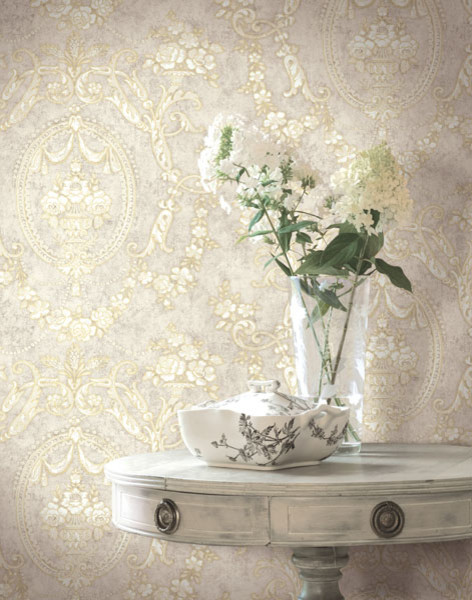 Gallery For Vintage Wallpaper For Home