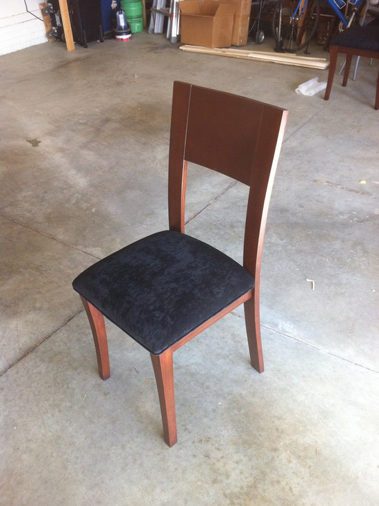 Past Projects - Alder Dining Chair
