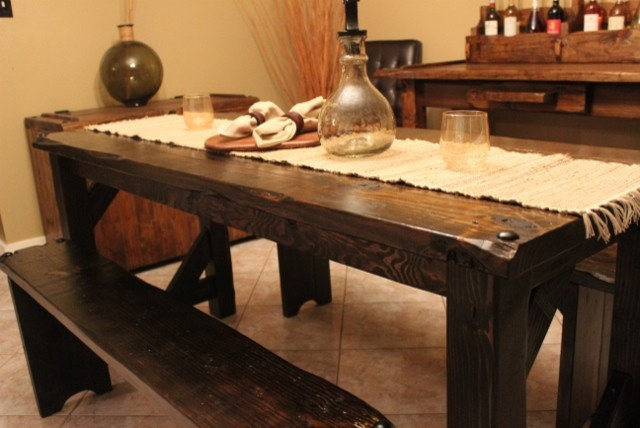 Medieval Collection Dining Rustic Dining Tables  : rustic dining tables from www.houzz.com size 640 x 428 jpeg 59kB