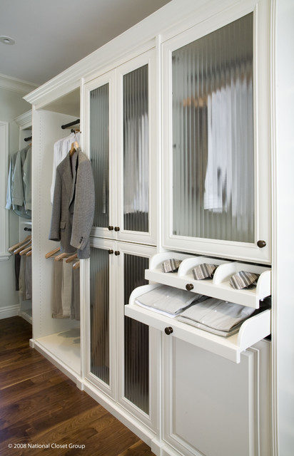 Valet Custom Cabinets & Closets - Siena Collection Closet traditional-closet