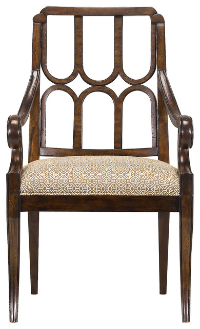 Archipelago Port Royal Arm Chair traditional-dining-chairs