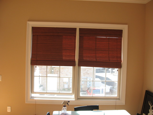 ASAP Blinds Residential Projects traditional-home-office