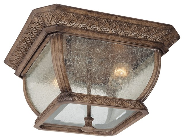 "Biscayne Collection 15"" Wide Outdoor Ceiling Light traditional ceiling lighting"
