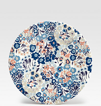 Contemporary Dinner Plates by Saks Fifth Avenue