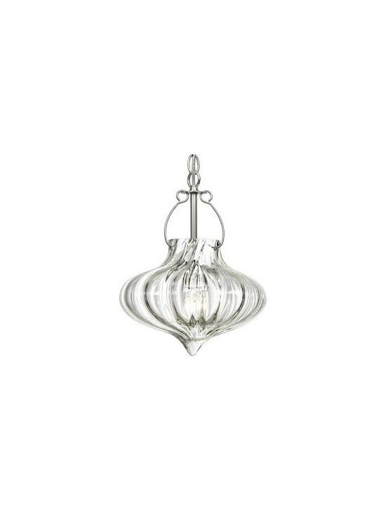 Furniture and Materials - Murano glass lighting offers versatility, beauty, and sophistication. This pendent looks great in a variety of different interiors!