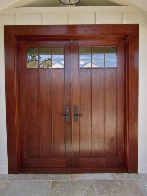 Koga Residence Merbau Hardwood Entry Doors Windows And & Decorate Your Door and Windows | Door and Window Design ...