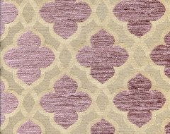 Lucky Charm - Orchid traditional-fabric