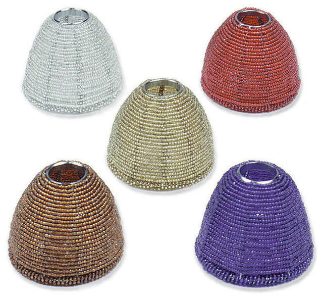Lil Egypt Beaded Shade Accessory by Tech Lighting contemporary-lighting-globes-and-shades