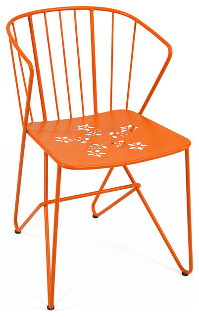 7100 Armchair by Fermob eclectic-outdoor-chairs