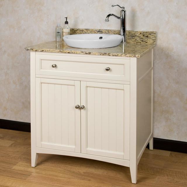 "30"" Halifax Vanity for Semi-Recessed Sink contemporary-bathroom-vanities-and-sink-consoles"