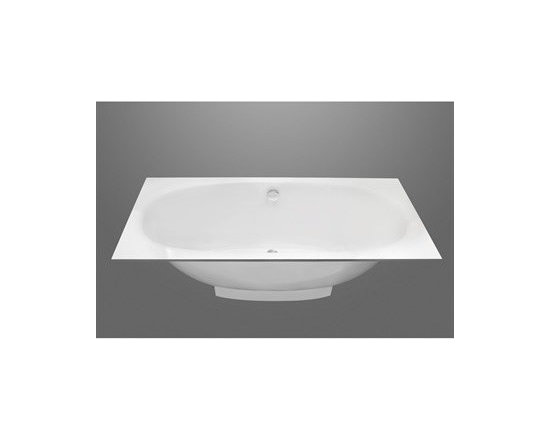 "Aquatica - Aquatica Gemina Freestanding EcoMarmor Stone Bathtub - White - Gemina by name, gem by nature! One look at this tub will have you dreaming about soaking in it. Made of stone and with all the elegance of a freestanding tub, the Gemina features a deep oval basin with a several ledge options. One unique thing we know you'll just love about the Gemina is the handy drawer located underneath the bath. Highly customisable, you can have your Gemina just the way you want it. Whatever combination you decide on, the Gemina by Aquatica will make a stylish focal point to your bathroom.Aquatica's bathtubs offer modern glamour at affordable prices. The Aquatica line is diverse enough to encompass both bathtubs with classical elegance that match the style of your bath and bathtub models that are distinctive and unique as the centerpiece of your remodel.FeaturesStriking upscale modern designFreestanding constructionSolid, one-piece construction for safety and durabilityExtra deep, full-body soakErgonomic design forms to the body's shape for ultimate comfortQuick and easy installationEcoMarmor material provides for unparalleled heat retention and durabilityHypoallergenic surfaceColor will not fade or lose its brilliance overtimePreinstalled cable drive pop up and waste-overflow fitting includedDesigned for one or two person bathingNon-porous semi-glossy surface for easy cleaning and sanitizingAdjustable height legs100% recyclable and fire-resistantChrome plated drainAvailable in four ledge configurations: rectangular ledge, rounded left corner, rounded right corner, or wall ledge25 Year Limited WarrantyCode compliant with American standard 1.5"" waste outletsSpecifications:Overall Dimensions: 67 in. L X 29.5 in. W X 24.67 in. HDepth to Overflow Drain: 16.5 in.Interior Depth: 19 in.Interior Length (Top): 61.5 in.Interior Width (Top): 26.25 in.Interior Length (Bottom): 39.33 in.Interior Width (Bottom): 15.75 in.Weight: 159 lbsCapacity: 60 GallonsShape: OvalDrain Placement: CenterSpec SheetNote: This model usually ships in 4-6 weeks. Please allow an additional 2-3 business days for order transmittal and verification."