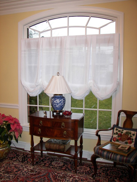 Balloon Shades Traditional Window Treatments Other