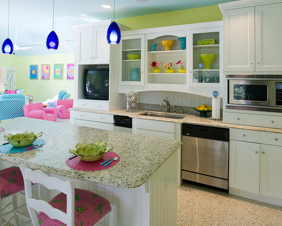 Whimsical Kitchen Home Design Ideas Pictures Remodel And Decor