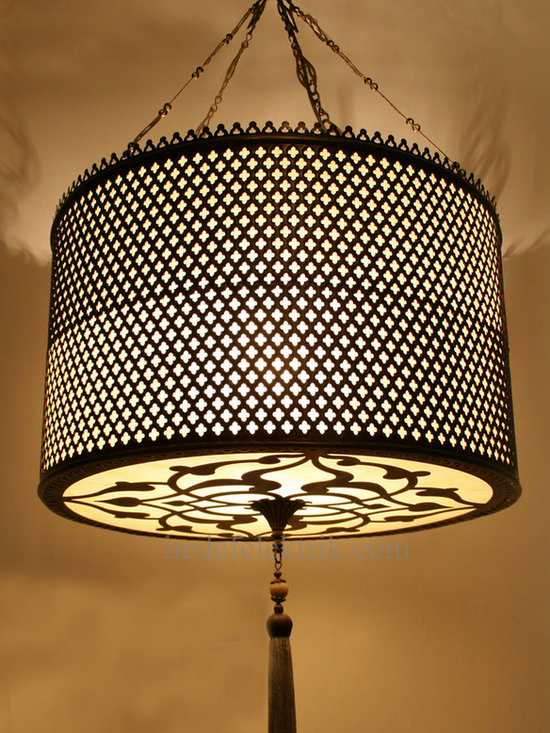 Turkish Style Ottoman Lampshade Lighting - *Code: HD-04159_13