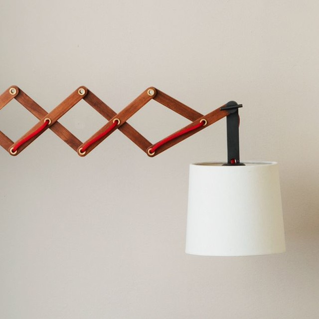 Accordion Sconce - Contemporary - Wall Sconces - by West Elm
