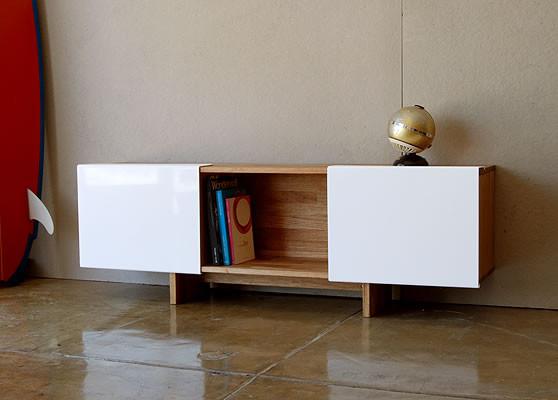 MASH Studios - Wall Mounted Shelf with Base modern-storage-cabinets