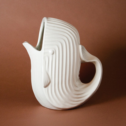 Whale Pitcher eclectic-pitchers