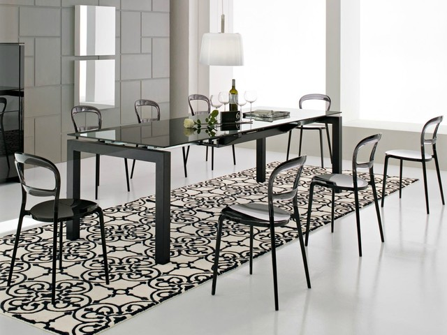 Dining room with Calligaris collection - modern - dining room ...