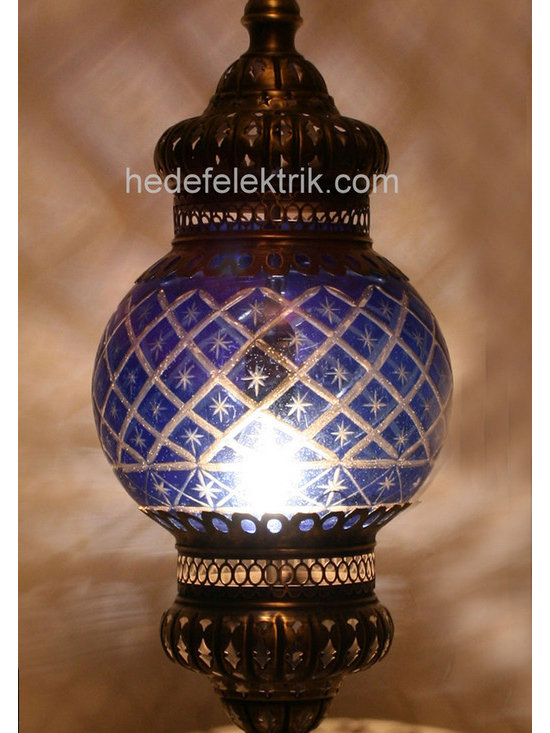 Turkish Style - Ottoman Lighting - *Code: HD-04161_78