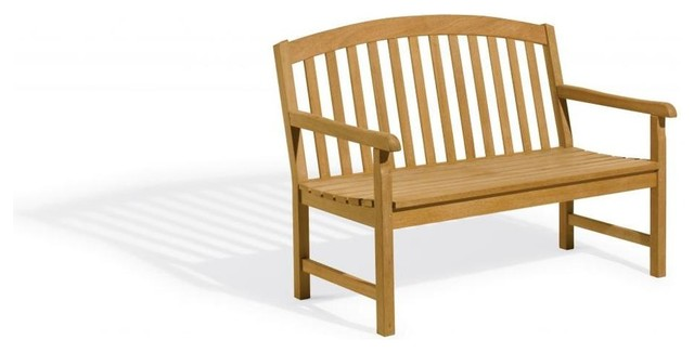 Chadwick Bench 4 Foot contemporary-outdoor-stools-and-benches