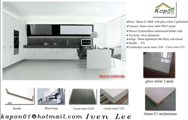 modern ktichen cabinet(China factory sale direct) - modern ...