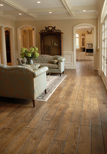 Private Residences - Traditional - Hardwood Flooring - chicago - by ...