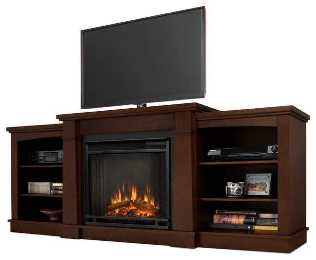 Real Flame 2222e De Hawthorne Dark Espresso Electric Fireplace Indoor Fireplaces Other Metro