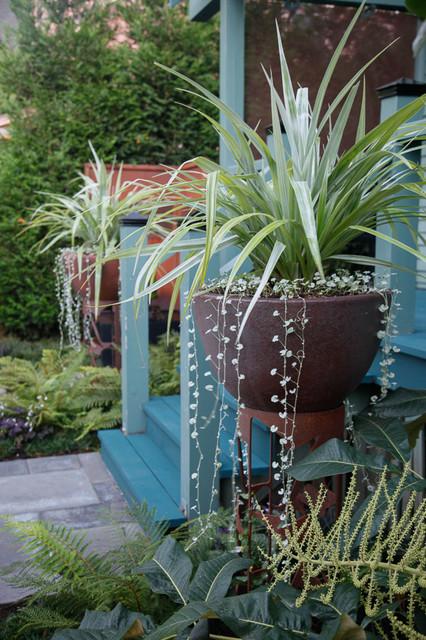 Lilyvilla Display Garden modern