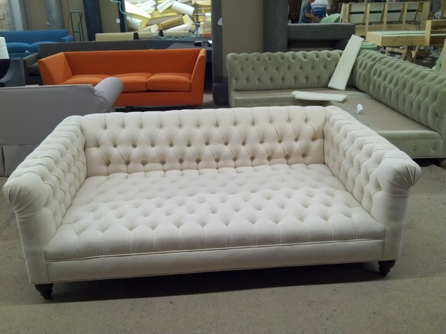 Custom Daybed Eclectic Sofas Dallas By Monarch