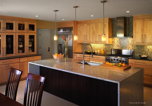 Kitchen by IAS Kitchen & Bath Design modern-kitchen-cabinetry
