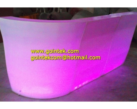 Restaurant And Bar Decoration LED Counter -