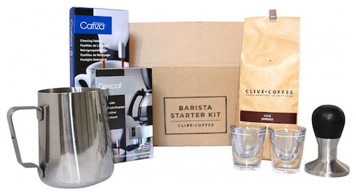 Coffee Maker Homekit : Home Barista Starter Kit - Traditional - Coffee Makers And Tea Kettles - by Clive Coffee