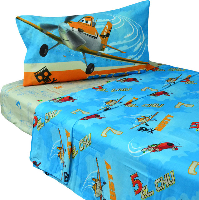 Planes Bedding Set Twin