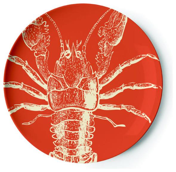 Thomaspaul Sea Life Dinner Plate Set eclectic-dinner-plates