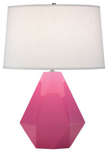 Delta Table Lamp by Robert Abbey contemporary table lamps