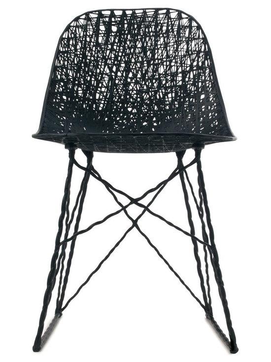 Moooi - Moooi Carbon Chair -