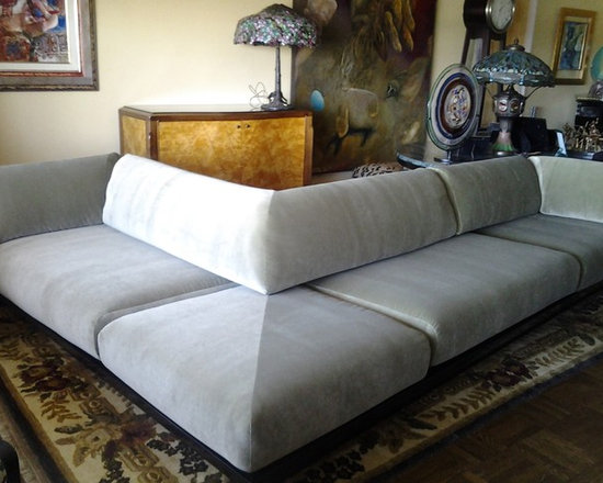 Reuphosltered furniture - Sofa - all cushions