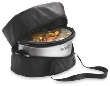 Crock Pot Travel Bag For 4 Quart To 7 Quart Slow Cookers