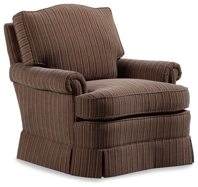 Douglas Swivel Rocker Traditional Rocking Chairs by