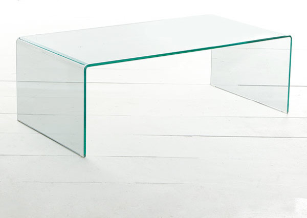 Glass coffee table modern coffee tables dallas by wisteria