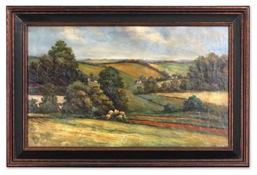 Uttermost Rolling Hills And Valleys traditional-artwork