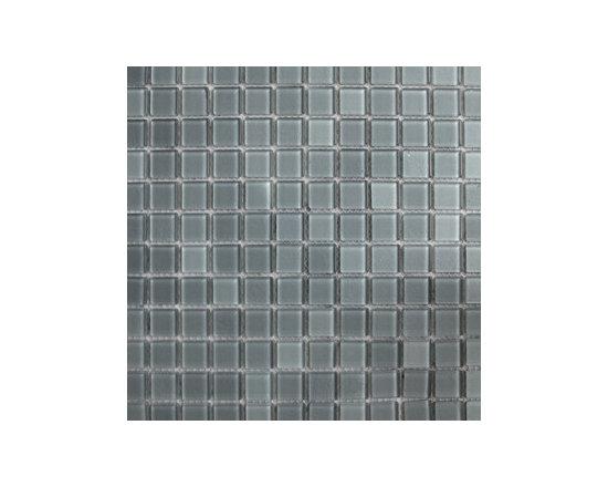 Fine Silver Glass Mosaic -
