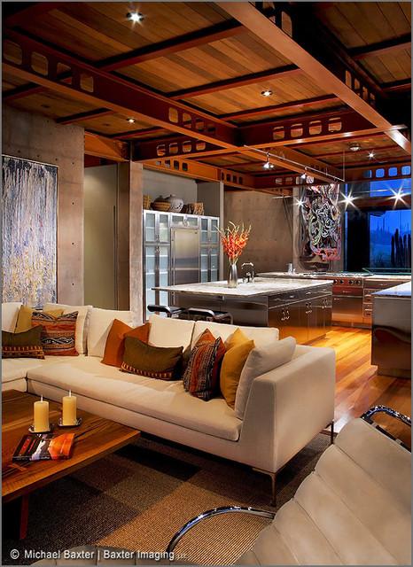 David Hovey, Optima modern-living-room