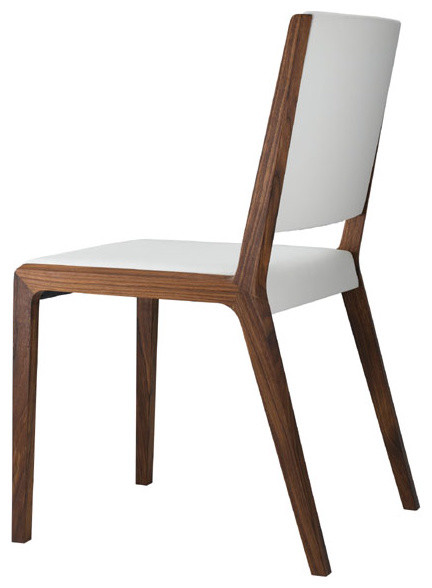 Eviva Chair Modern Dining Chairs Other Metro By Modernpalette